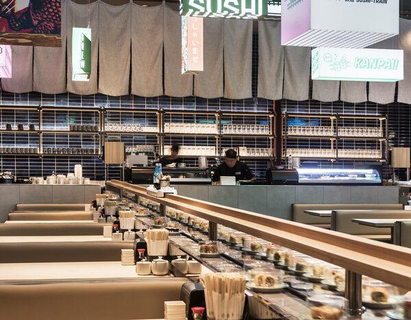 Super Tetsudo Restaurant